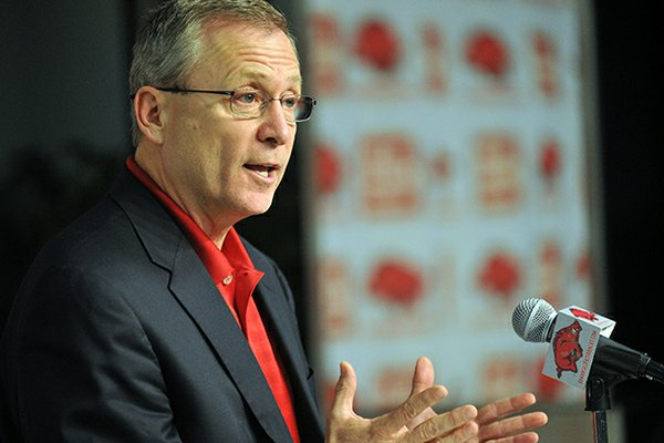 Jeff Long has overseen a change in academic culture for UA athletes.