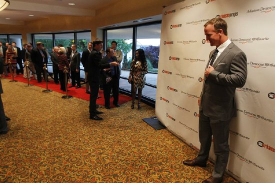 2012 2013 all arkansas preps vip meet and greet with peyton manning title 3bk7479 m4hsunfo