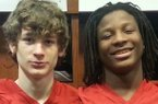 Sophomore prospects, receiver Conner O'Donnell and running back Robert Washington will be visiting Arkansas today.