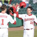 Jake Wise (right) will have the opportunity to make an impact on the Razorbacks' roster again in 201...
