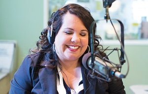 Amy Pannell of PowWow with Amy Pannell on KABF 88.3 FM.