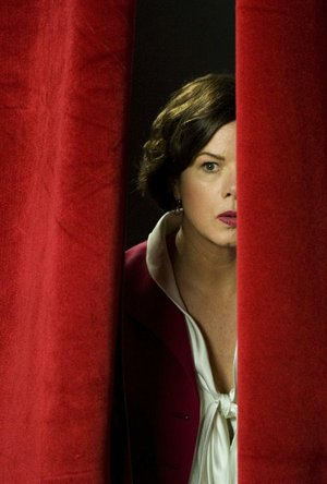 Madelyn (Marcia Gay Haden) in Joan Carr-Wiggin's If I Were You.