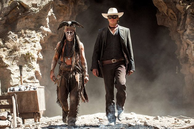 in-gore-verbinskis-the-lone-ranger-johnny-depp-assumes-the-iconic-role-of-tonto-while-the-much-taller-armie-hammer-portrays-the-titular-hero