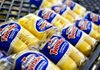Hostess Brands Inc. Twinkies snacks sit on a shelf inside the company's outlet store in Peoria, Illinois, U.S., on Friday, Nov. 16, 2012. Hostess Brands Inc., the bankrupt maker of Wonder bread and Twinkies, said it will fire more than 18,000 workers and liquidate after a nationwide strike by bakery workers crippled operations. Photographer: Daniel Acker/Bloomberg