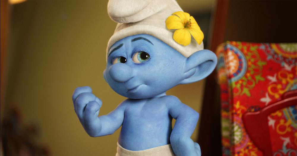 cliche packed smurfs 2 leaves you cold