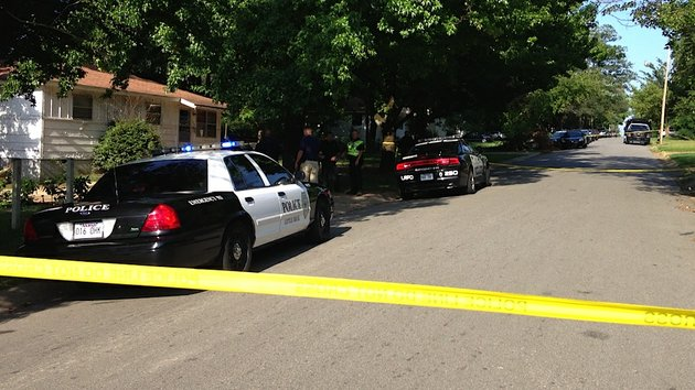 police-investigate-the-crime-scene-at-7518-twin-oaks-road-on-wednesday-aug-7-where-one-of-three-unattended-children-was-critically-wounded-by-a-gunshot-inside-the-home-police-said