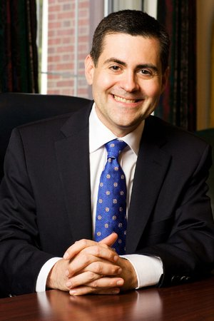 Russell Moore is the new president of the Ethics and Religious Liberty Commission, the public policy arm of the Southern Baptist Convention