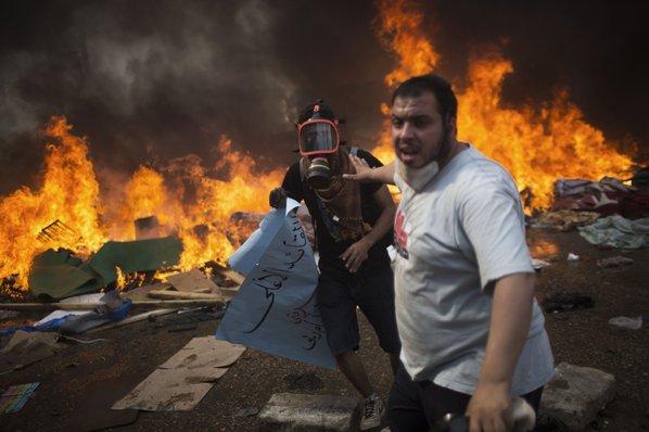 Egypt Fire