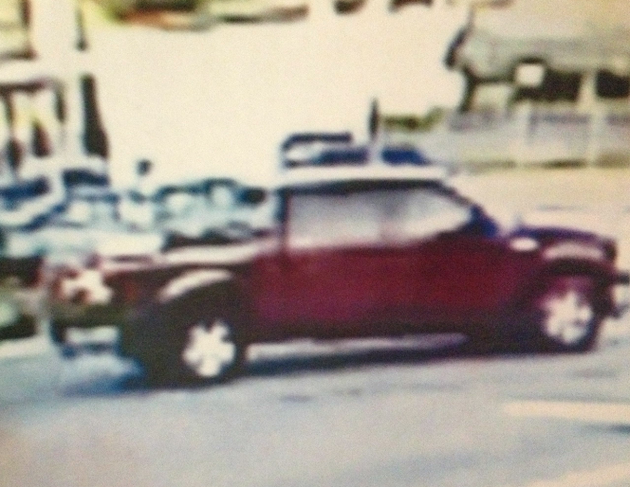 police-say-they-are-confident-the-pickup-in-this-surveillance-image-is-the-one-a-gun-was-fired-from-wednesday-night-at-a-busy-north-little-rock-intersection-killing-a-driver