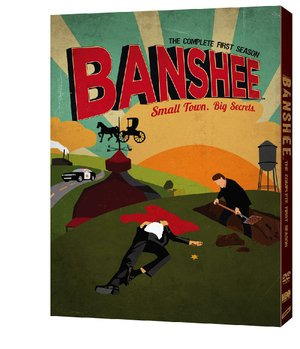 Banshee  The Complete First Season