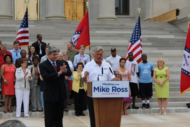 gov-mike-beebe-says-on-saturday-aug-17-2013-that-former-congressman-mike-ross-is-the-best-candidate-for-arkansas-governor