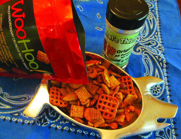 woohoo-snack-mix-and-whats-this-spice-are-two-of-the-entrepreneurial-entries-in-arkansas-based-food-companies-melinda-nabholz-smith-a-conway-native-and-jesse-simmons-of-newport-backed-up-their-recipes-with-their-confidence-and-checkbooks-arkansas-can-claim-more-than-a-dozen-tasty-treasures-to-delight-the-natural-state