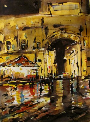"BUTLER CENTER FOR ARKANSAS STUDIES 401 President Clinton Ave. Mid-Southern Watercolorists Juried Exhibition, including Piazza della Repubblica by Robert Snider, through Oct. 27. ""Creative Expressions,"" through Sunday. ""Get a Simple Landscape,"" drawings by Jerry Phillips, through Sept. 29. Hours: 9 a.m.-6 p.m. Monday-Saturday, 1-5 p.m. Sunday. (501) 320-5790."