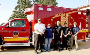 The City of Gravette has received a new ambulance for its fire/ambulance department according to fire chief David Smith.
