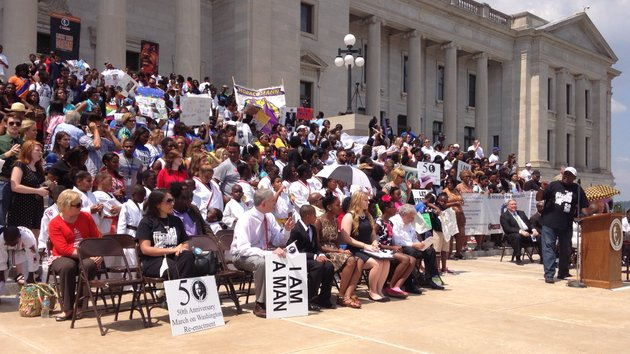 supporters-gather-on-the-steps-of-the-state-capitol-on-wednesday-afternoon-to-help-commemorate-the-50th-anniversary-of-dr-martin-luther-king-jrs-i-have-a-dream-speech