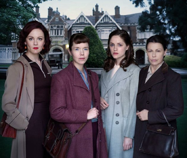 the-bletchley-circle-stars-from-left-rachael-stirling-as-millie-anna-maxwell-martin-as-susan-sophie-rundle-as-lucy-and-julie-graham-as-jean-the-series-returns-sept-15-to-pbs