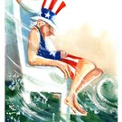 Uncle Sam Lifeguard