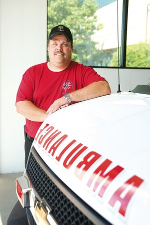 Nathan Waggoner, an instructor at Arkansas State University-Searcy, was recently recognized for his teaching excellence by being named Instructor of the Year by the Arkansas Emergency Medical Technicians Association at its awards ceremony in Hot Springs.