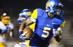 North Little Rock's K.J. Hill continues to prove why he's among the best in the 2015 class.