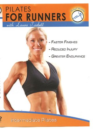 DVD of Pilates for Runners