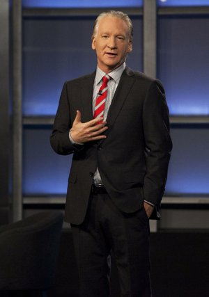 Comedian and TV host Bill Maher performs Saturday at Robinson Center Music Hall.