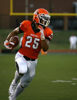 Junior running back Chris Warren III is one of the top prospects in the nation.