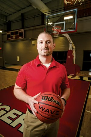 Chris Yielding is the new head boys basketball coach at Pangburn High School.