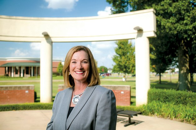 sandra-massey-was-named-chancellor-of-arkansas-state-university-newport-on-sept-17-to-replace-the-universitys-first-chancellor-larry-williams-who-retired