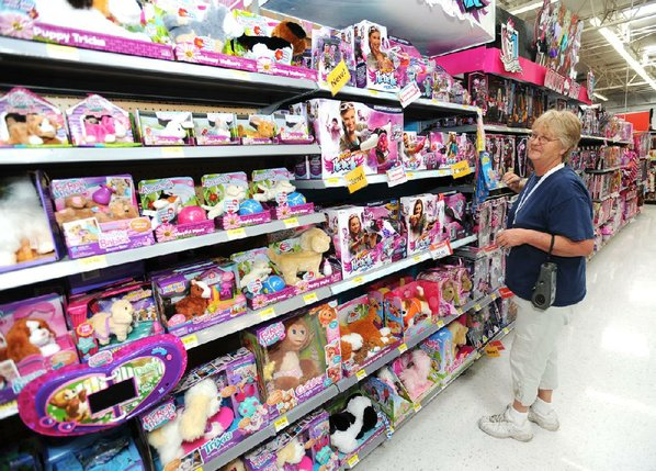 1 000 Kid Consultants Pick Wal Mart Toy Line Nwadg
