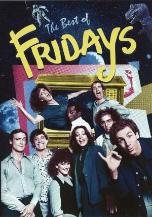dvd cover of The Best of Fridays