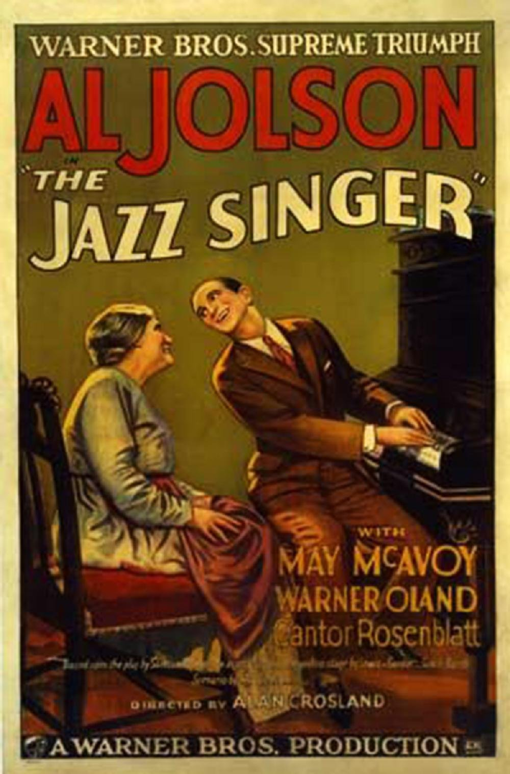americanization in the jazz singer The list american female jazz singers has been viewed 747 times.