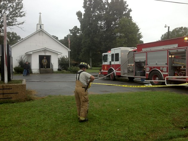 firefighters-work-wednesday-oct-16-2013-at-southbend-united-methodist-church-in-jacksonville