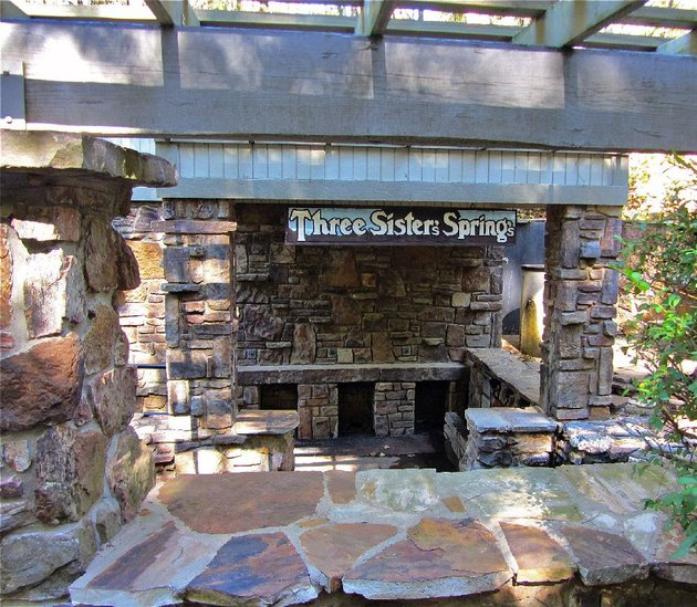 three-sisters-springs-is-a-history-related-site-in-lake-ouachita-state-park
