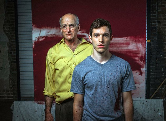 joseph-graves-as-mark-rothko-and-chris-wendelken-as-ken-star-in-the-arkansas-repertory-theatres-production-of-red