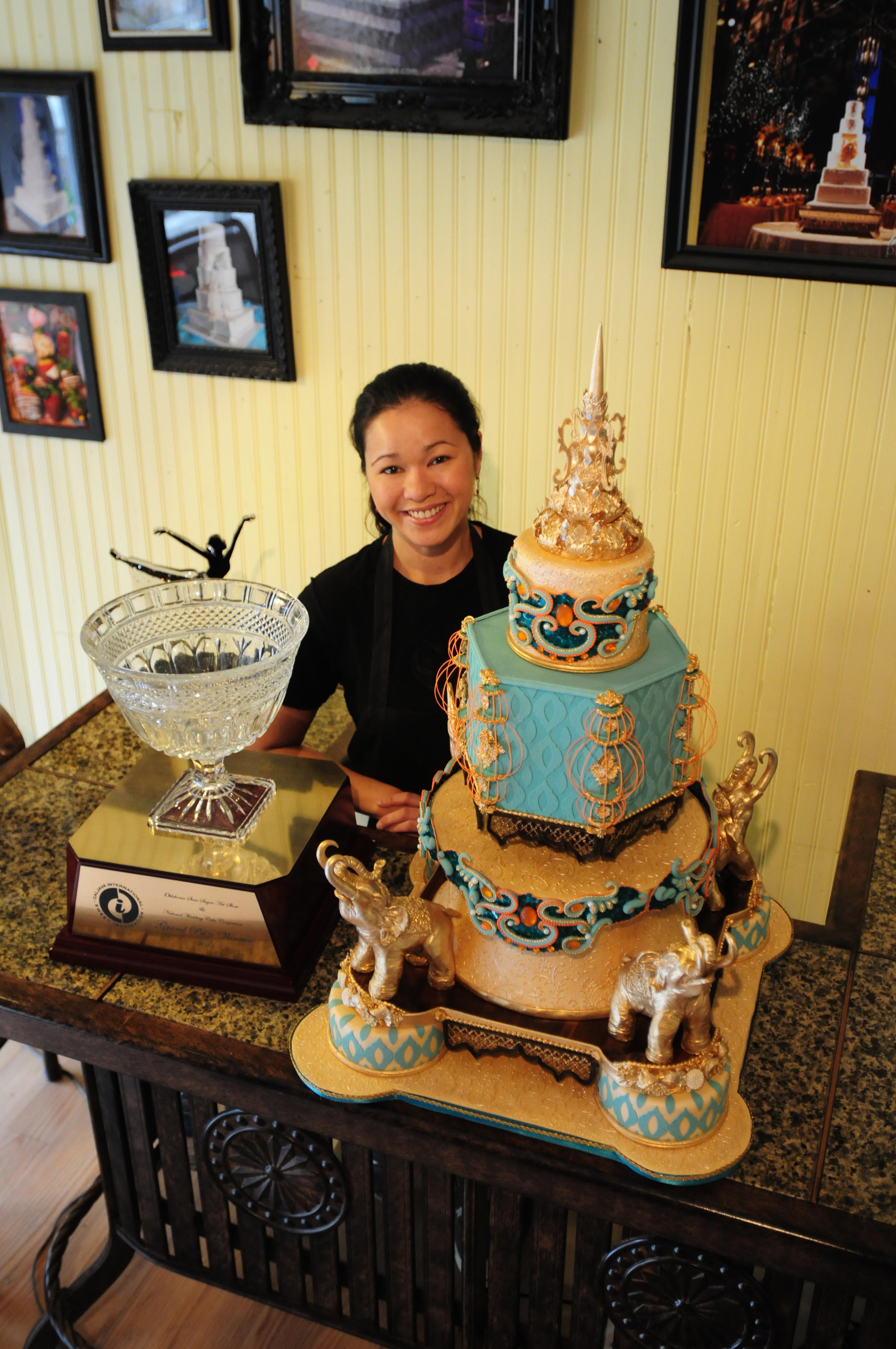 Artisan takes the cake | NWADG