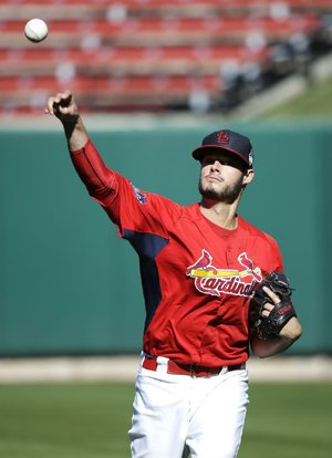 St. Louis pitchers, who have gone 5-1 at home in the playoffs, will hand the ball to right-hander Joe Kelly in Game 3 of the World Series today at Busch Stadium in St. Louis.