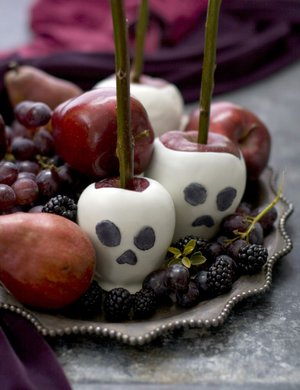 Candied Apple Craniums