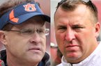 Gus Malzahn and Bret Bielema are first-year head coaches in the SEC.