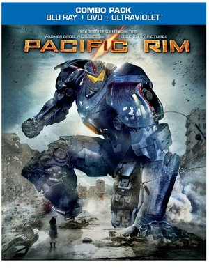 Pacific Rim, directed by Guillermo del Toro