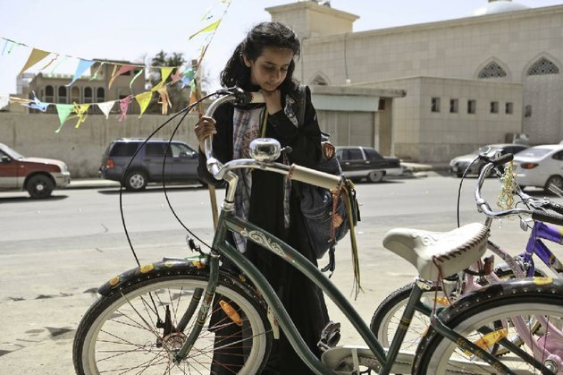 waad-mohammed-appears-as-the-title-character-in-wadjda-playing-a-10-year-old-saudi-girl-who-challenges-deep-rooted-traditions-in-a-determined-quest-to-buy-a-bicycle