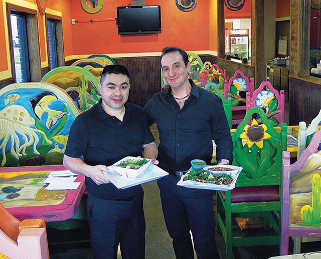 La Huerta Mexican Restaurant Van Buren Arkansas