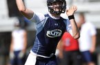 Charleston quarterback Ty Storey has taken the 12-0 Tigers to the Class 3A quarterfinals, passing for 3,004 yards this season.