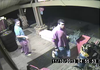 Surveillance footage of men suspected of stealing tires from a Springdale pawn shop.