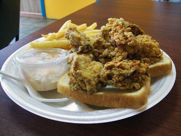 the-fried-oyster-dinner-at-sharkys-fish-chicken-in-sherwood-comes-with-fries-slaw-and-bread