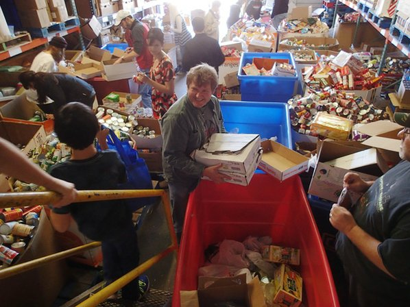 Recovering Food Feeding The Hungry In Northwest Arkansas Nwadg