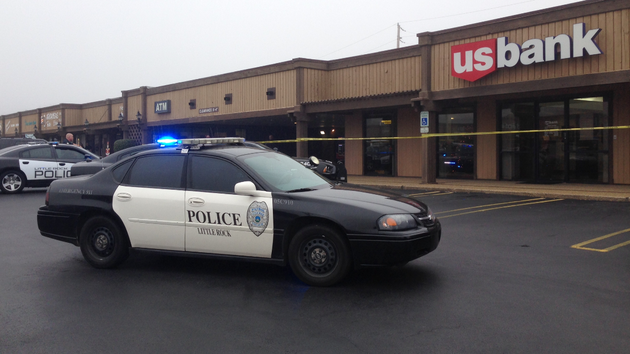 officers-work-a-bank-robbery-at-the-us-bank-10720-n-rodney-parham-road-in-little-rock-on-tuesday-afternoon