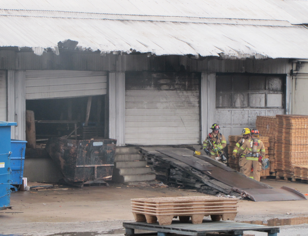 fire-crews-respond-wednesday-dec-4-2013-to-the-best-pallet-inc-warehouse-1500-e-15th-st-in-little-rock