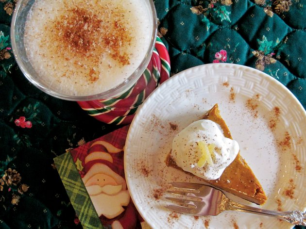 pumpkin-eggnog-custard-pie-combines-two-delicious-holiday-traditions-into-one-distinctive-dessert-for-an-even-richer-treat-serve-this-pie-alongside-a-goblet-of-traditional-creamy-eggnog