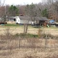 The home of Tim and Regina Adams at 2127 Old Rudy Road in Crawford County was the scene of a shootin...