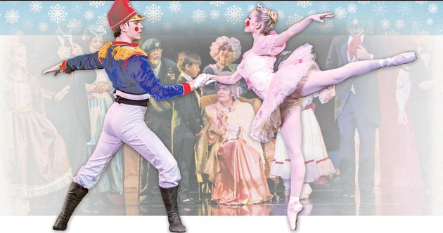 ballet-arkansas-company-members-toby-lewellen-left-plays-the-toy-soldier-and-amanda-sewell-is-the-ballerina-doll-in-act-i-of-the-nutcracker